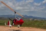 Alquiler autogiro valencia - foto