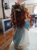 Muñecas de tela echa por mis propias man - foto
