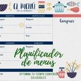 Planificador de menús SALUDABLES - foto