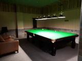 Mesa de billar snooker - foto