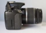 Camara canon eos 450d - lente 18-55 - foto
