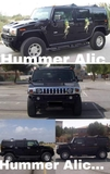 Hummer h2 para bodas - foto