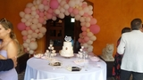 mesa dulce madrid candy bar - foto