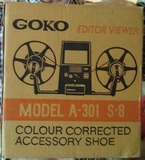 Goko Editor Viewer A-301 S-8 - foto