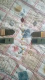 Botones militares - foto