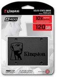 Disco duro ssd 120gb kingston A400 Nuevo - foto