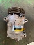 compresor aire acondicionado megane - foto
