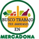 BUSCO TRABAJO SUPERMERCADO - foto