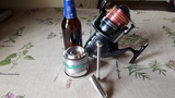 carrete de pesca - foto
