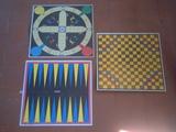 tablero juegos reunidos - foto
