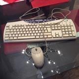 teclado y raton - foto