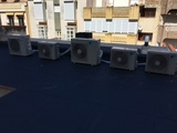 Montajes de aire acondicionado - foto