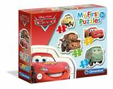 Clementoni - My First Puzzles Cars - foto