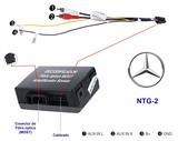 Decodificador amplificador sonido ntg-2 - foto