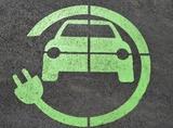 Inst. punto de carga vehículo eléctrico - foto