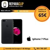 Reparación pantalla iphone 7 plus Málaga - foto