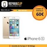 Cambio de pantalla iphone 6s en Málaga. - foto