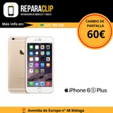 Reparar pantalla Iphone 6s plus Málaga. - foto