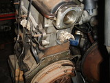 Motor volkswagen polo tipo 2g - foto