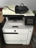 Impresora hp laserjet pro 400 color - foto