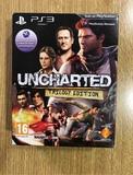 Uncharted triology ps3 precintado nuevo - foto