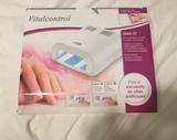 Secador de uñas ultravioleta - foto
