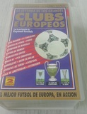 2 cintas vhs documental de fútbol - foto
