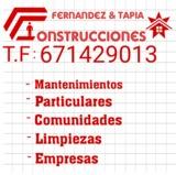 CONSTRUCCIONES REFORMAS Y MANTENIMIENTOS - foto