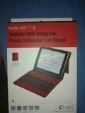 Funda con teclado. - foto