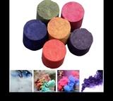Píldoras de colores efectos - foto