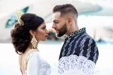 Reportaje de boda innovadora - foto