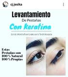 LIFTING DE PESTAÑAS KERATINA - foto