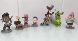 Lote 7 figuras Jake y Piratas NuncaJamas - foto