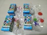 Lote Dragon Ball WCF - foto