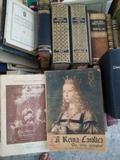 periodicos y libros antiguos - foto
