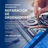 reparación de ordenadores, pc, portátil - foto