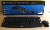 Se vende teclado y mouse HP - foto