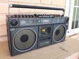 radiocassette sharp gf-9090 - foto