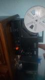 proyector de cine sonoro super 8 mm - foto