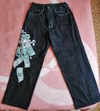 ECKO WEAR Pantalon ancho tejano ECKO - foto
