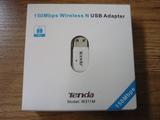 Adaptador USB inalámbrico - foto