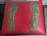 Cojin para masajes de pies con vibración - foto