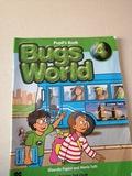 LIBRO DE INGLÉS 4 PRIMARIA BUGS WORLD - foto
