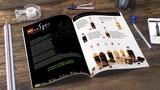 Catalogos/ revistas/ ebook/ menÚ - foto