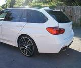 Aleron trasero BMW F31 Touring Serie 3 - foto