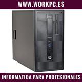 ELITEDESK 800 G1 i5-4570 500GB 4GB - foto
