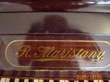 "Piano Maristany estilo ""Art Nouveau"" - foto"