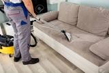 Limpieza de tapizados a domicilio - foto