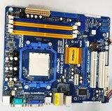 Pb am3 asrock n68c-s ucc + procesador - foto