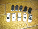 coches escala 1:87 - foto